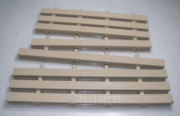 Swimming Pool Gratings, ABS Grating, Heavy Duty, HD
